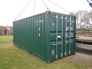 Hillside Containers, sales & hire Cornwall